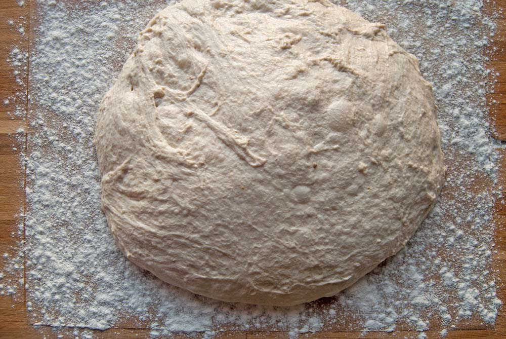 Dough ready