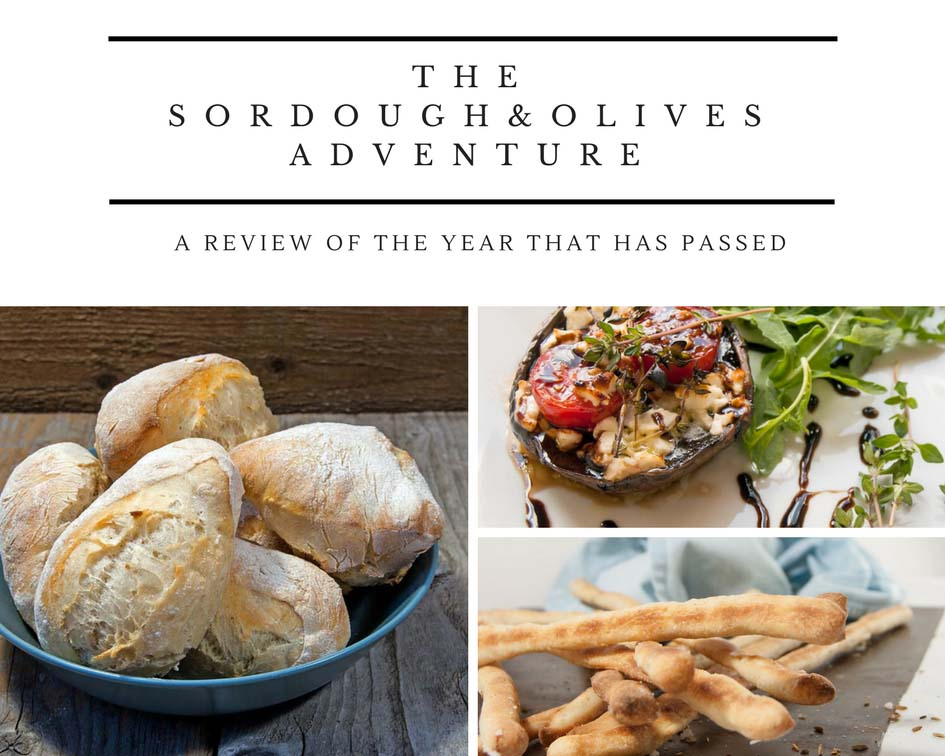 The sourdough&Olives adventure